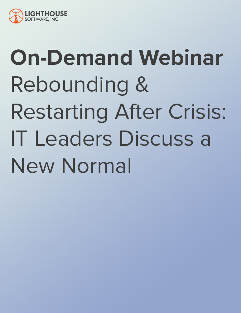 Rebounding & Restarting After Crisis Cover