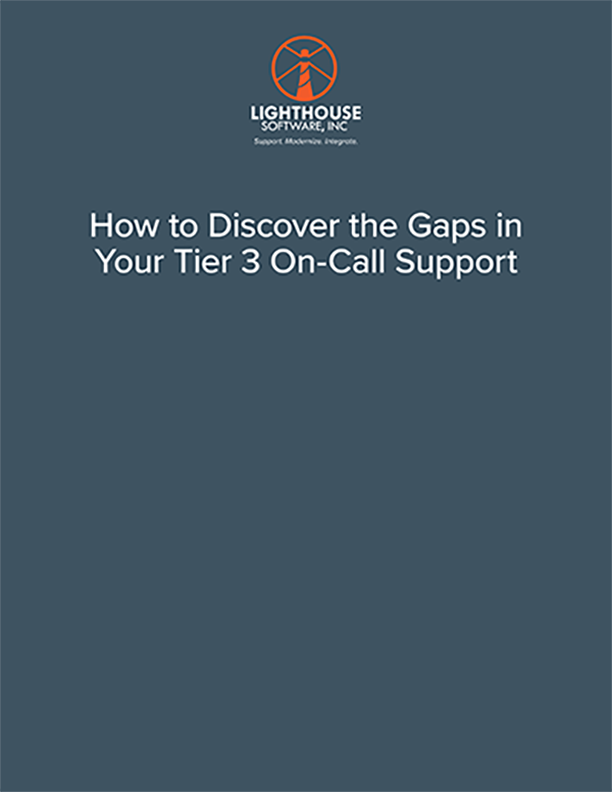 How To Discover The Gaps In Your Tier 3 On-Call Support Resource Cover