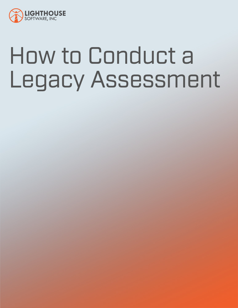 Legacy Assessment Resource Cover